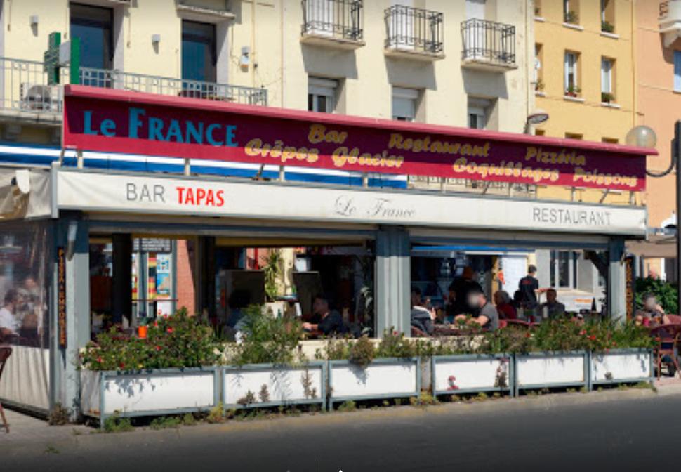 Nos tablissements port vendres collioure argel s sur mer perpignan chez pujol - Restaurant le france port vendres ...